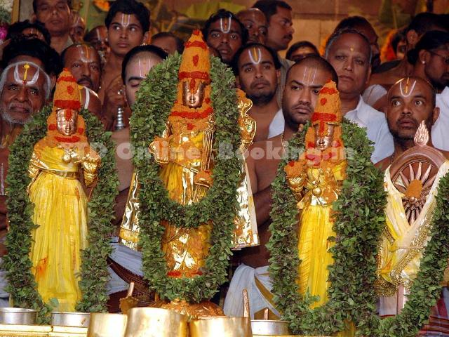 ttd online booking kalyanam tickets - Sahasra Kalasabhishekam